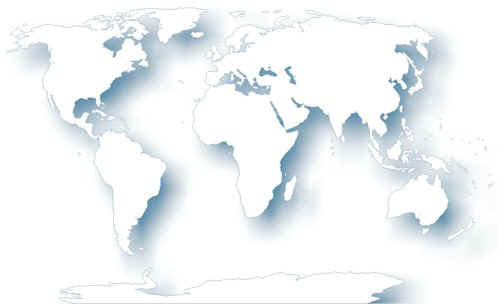 Stockits Style World Map 2d